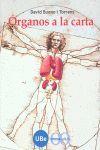 ÓRGANOS A LA CARTA