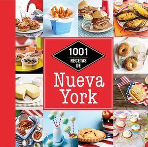1001 RECETAS DE NUEVA YORK *