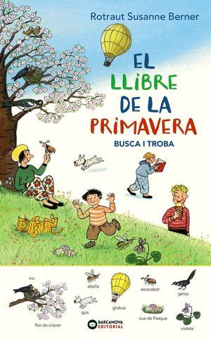 EL LLIBRE DE LA PRIMAVERA. BUSCA I TROBA *