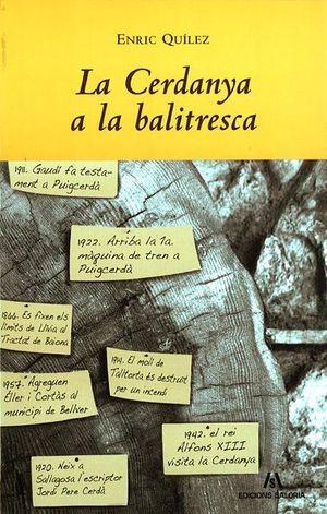 CERDANYA A LA BALITRESCA *