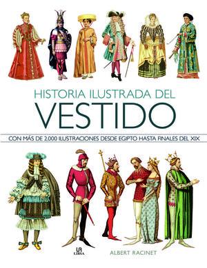 HISTORIA ILUSTRADA DEL VESTIDO *
