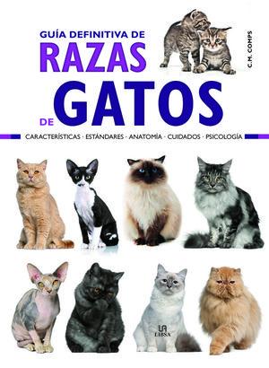 GUÍA DEFINITIVA DE RAZAS DE GATOS *