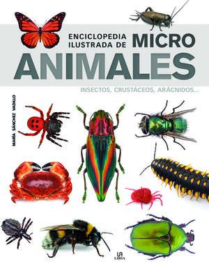 ENCICLOPEDIA ILUSTRADA DE MICRO ANIMALES *