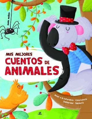 MIS MEJORES CUENTOS DE ANIMALES *