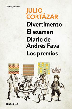 DIVERTIMENTO  EL EXAMEN  DIARIO DE ANDRÉS FAVA  LOS PREMIOS *