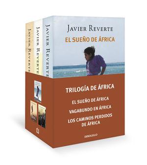TRILOGÍA DE ÁFRICA (PACK CON: EL SUEÑO DE ÁFRICA  VAGABUNDO EN ÁFRICA  LOS CAMINOS PERDIDOS DE ÁFRICA) *