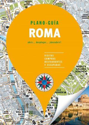 ROMA / PLANO-GUÍA *