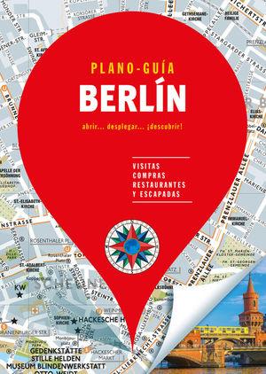 BERLÍN (PLANO - GUÍA) *