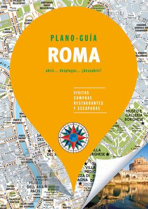 ROMA (PLANO-GUÍA) *