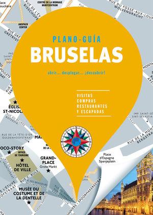 BRUSELAS (PLANO-GUÍA) *