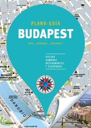 BUDAPEST (PLANO-GUÍA) *