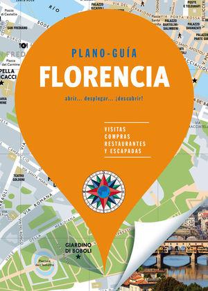 FLORENCIA (PLANO-GUÍA) *