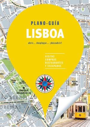 LISBOA (PLANO-GUÍA) *