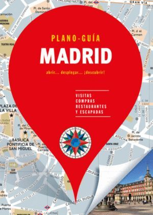MADRID (PLANO - GUÍA) *
