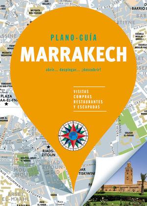 MARRAKECH (PLANO-GUÍA) *