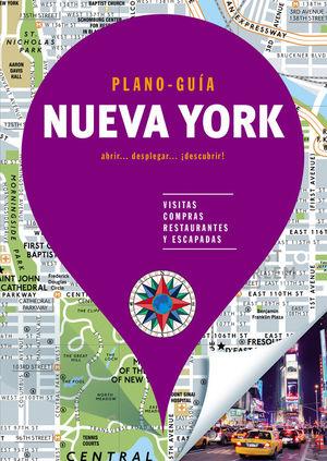 NUEVA YORK (PLANO-GUÍA) *