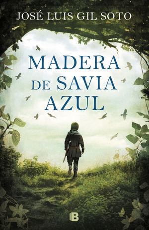 MADERA DE SAVIA AZUL *