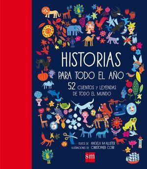 HISTORIAS PARA TODO EL AÑO *