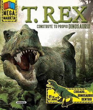 T. REX, CONSTRUYE TU PROPIO DINOSAURIO