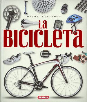 ATLAS ILUSTRADO DE LA BICICLETA *