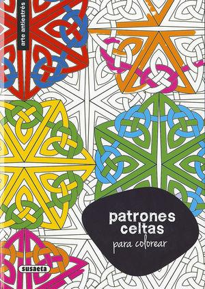 PATRONES CELTAS PARA COLOREAR *