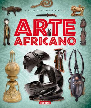 ATLAS ILUSTRADO. ARTE AFRICANO *