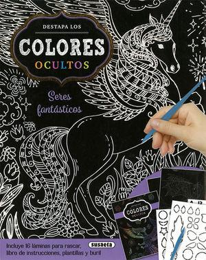 COLORES OCULTOS *