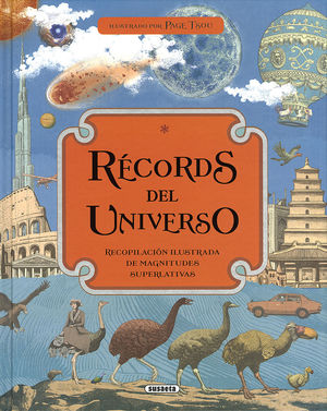 RÉCORDS DEL UNIVERSO *
