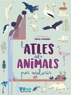 ATLES DELS ANIMALS PER...(VVKIDS) *