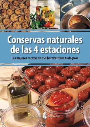 CONSERVAS NATURALES DE LAS 4 ESTACIONES *