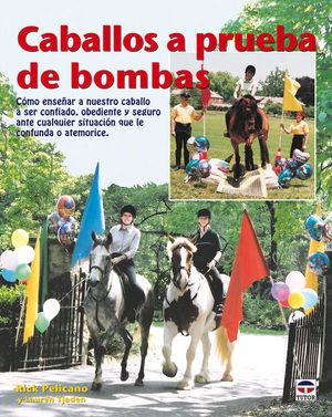 CABALLOS A PRUEBA DE BOMBAS *