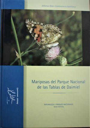 MARIPOSAS DEL PARQUE NACIONAL DE LAS TABLAS DE DAIMIEL *