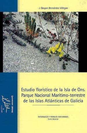 ESTUDIO FLORÍSTICO DE LA ISLA DE ONS :  *