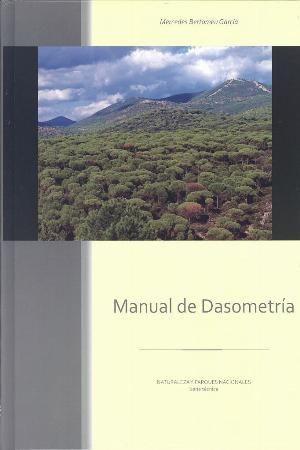 MANUAL DE DASOMETRÍA  *