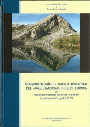 GEOMORFOLOGÍA DEL MACIZO OCCIDENTAL DEL PARQUE NACIONAL DE PICOS DE EUROPA :  *