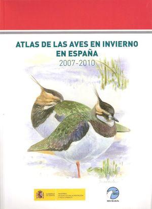 ATLAS DE LAS AVES EN INVIERNO EN ESPAÑA, 2007-2010 *
