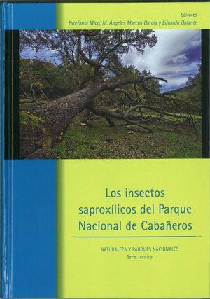 LOS INSECTOS SAPROXÍLICOS DEL PARQUE NACIONAL DE CABAÑEROS *