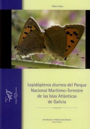 LEPIDÓPTEROS DIURNOS DEL PARQUE NACIONAL MARÍTIMOTERRESTRE DE LAS ISLAS ATLÁNTICAS DE GALICIA *