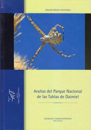 ARAÑAS DEL PARQUE NACIONAL DE LAS TABLAS DE DAIMIEL *