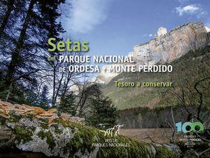 SETAS DEL PARQUE NACIONAL DE ORDESA Y MONTE PERDIDO *