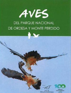 AVES DEL PARQUE NACIONAL DE ORDESA Y MONTE PERDIDO *