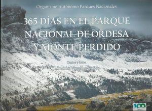 365 DÍAS EN EL PARQUE NACIONAL DE ORDESA Y MONTE PERDIDO