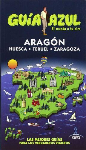 ARAGÓN GUIA AZUL *