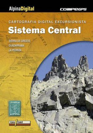 SISTEMA CENTRAL [DVD] ALPINA DIGITAL COMPE GPS