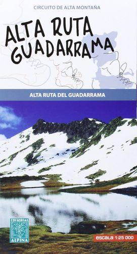ALTA RUTA DEL GUADARRAMA *