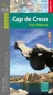 CAP DE CREUS PARC NATURAL E.1:25,000