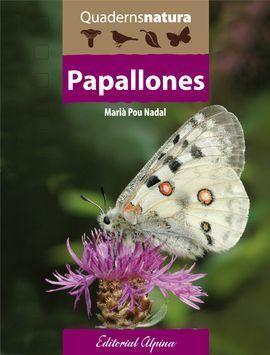 PAPALLONES. QUADERN NATURA