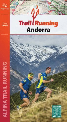 ANDORRA TRAIL RUNNING 1:40.000  *