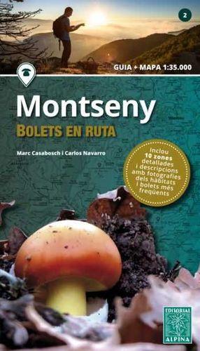 MONTSENY -BOLETS EN RUTA *