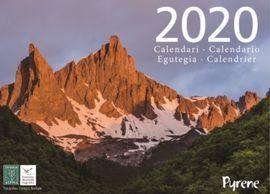 2020 PYRENE CALENDARI